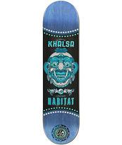 Habitat Khalsa Bali Mask P2 7.87 Skateboard Deck