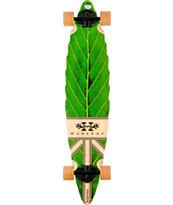 Habitat Leaf Lines 40.5 Longboard Complete