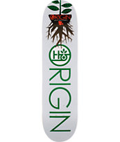 Habitat Skateboards Origin Bamboo 8.0 Skateboard Deck