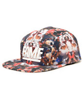 Hall Of Fame Block 5 Panel Hat