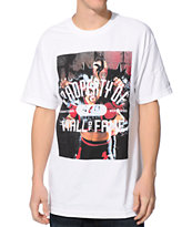 Hall Of Fame Knockout 6.0 White Tee Shirt