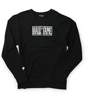 Hall Of Fame Logo Crew Neck Sweatshirt