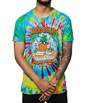 Happy Hour Mucho Relaxo Tie Dye T-Shirt