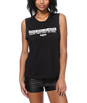 Hellz Bellz Be Boys Muscle Tee