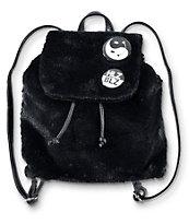 Hellz Bellz Fur Get About It Mini Backpack