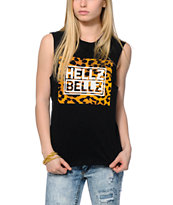 Hellz Bellz Hear Me Roar Muscle Tee