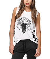Hellz Bellz x Crooks and Castles Minidusa Muscle Tee