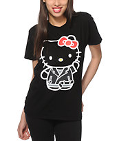 Hellz Bellz x Hello Kitty H.O.A. T-Shirt