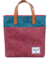 Herschel Supply Brohm Damask Tote Bag
