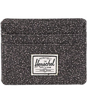 Herschel Supply Charlie Speckled Cardholder Wallet