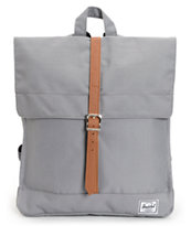 Herschel Supply City Grey 7L Mid-Volume Backpack