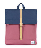 Herschel Supply City Navy & Blush 7L Backpack