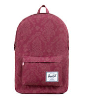 Herschel Supply Classic Damask 11L Backpack
