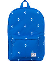 Herschel Supply Classic Resort Blue 11L Mid Volume Backpack