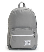 Herschel Supply Co Pop Quiz Tonal Grey Backpack