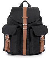Herschel Supply Dawson Black 13L Rucksack Backpack
