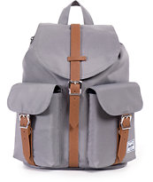 Herschel Supply Dawson Grey 10.75L Rucksack Backpack
