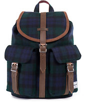 Herschel Supply Dawson Watch Plaid 10.75L Backpack