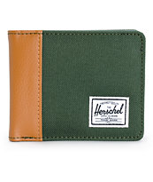 Herschel Supply Edward Forest Bifold Wallet
