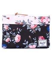 Herschel Supply Floral Field Pouch