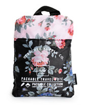Herschel Supply Floral Packable Travel Tote
