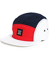 Herschel Supply Glendale 5 Panel Hat