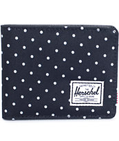 Herschel Supply Hank Polka Bifold Wallet
