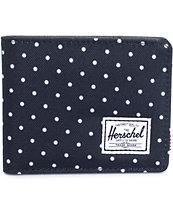 Herschel Supply Hank Polka Bifold Wallet