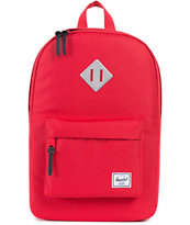 Herschel Supply Heritage 3M Reflective Red 14.5L Backpack