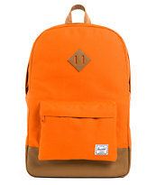 Herschel Supply Heritage Camper Orange 21L Backpack