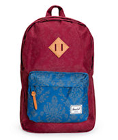 Herschel Supply Heritage Damask 11L Backpack