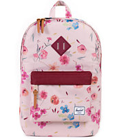 Herschel Supply Heritage Ruby Floral 14.5L Backpack