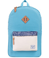 Herschel Supply Heritage Shallow Sea 21L Backpack