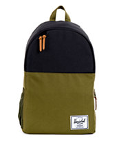 Herschel Supply Jasper Army & Black 18L Backpack