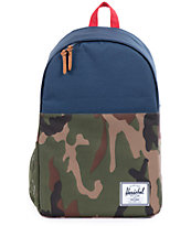 Herschel Supply Jasper Camo 18L Backpack