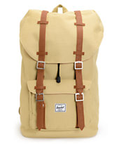 Herschel Supply Little America 24L Khaki Backpack