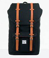 Herschel Supply Little America Black 24L Backpack