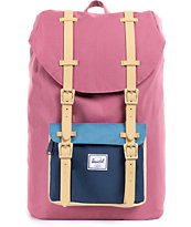 Herschel Supply Little America Blush & Navy 14.5L Backpack