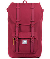 Herschel Supply Little America Burgundy 24L Backpack