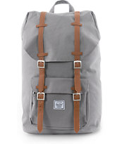 Herschel Supply Little America Grey 24L Backpack
