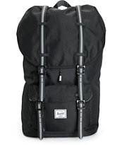 Herschel Supply Little America Hounds Black 23.5L Backpack