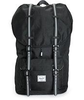 Herschel Supply Little America Hounds Black 23.5L Backpack