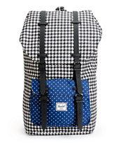 Herschel Supply Little America Houndstooth 24L Backpack