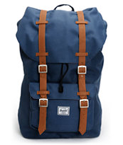 Herschel Supply Little America Navy Blue 24L Backpack
