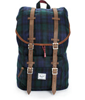 Herschel Supply Little America Plaid 23.5L Backpack
