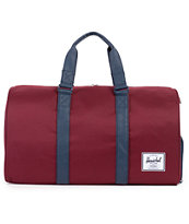 Herschel Supply Novel Windsor Wine 42.5L Duffle Bag