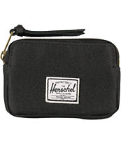 Herschel Supply Oxford Black Pouch