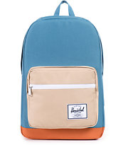 Herschel Supply Pop Quiz Cadet Blue 20L Backpack