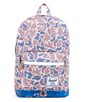 Herschel Supply Pop Quiz Duck Camo & Paradise 20L Backpack