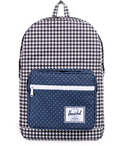 Herschel Supply Pop Quiz Houndstooth 20L Backpack